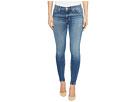 Nico Mid-Rise Ankle Super Skinny Five-Pocket Jeans in Lifeline