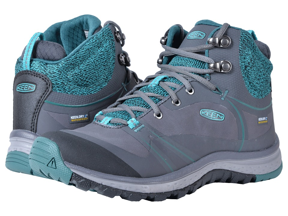Keen Terradora Pulse Mid Waterproof (Magnet/Baltic) Women