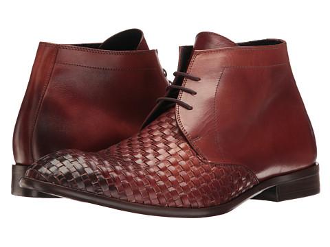 Messico Oriol - Burnished Cognac Leather