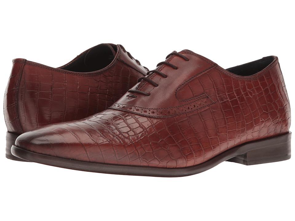Messico Nester (Cognac Croco Leather) Men