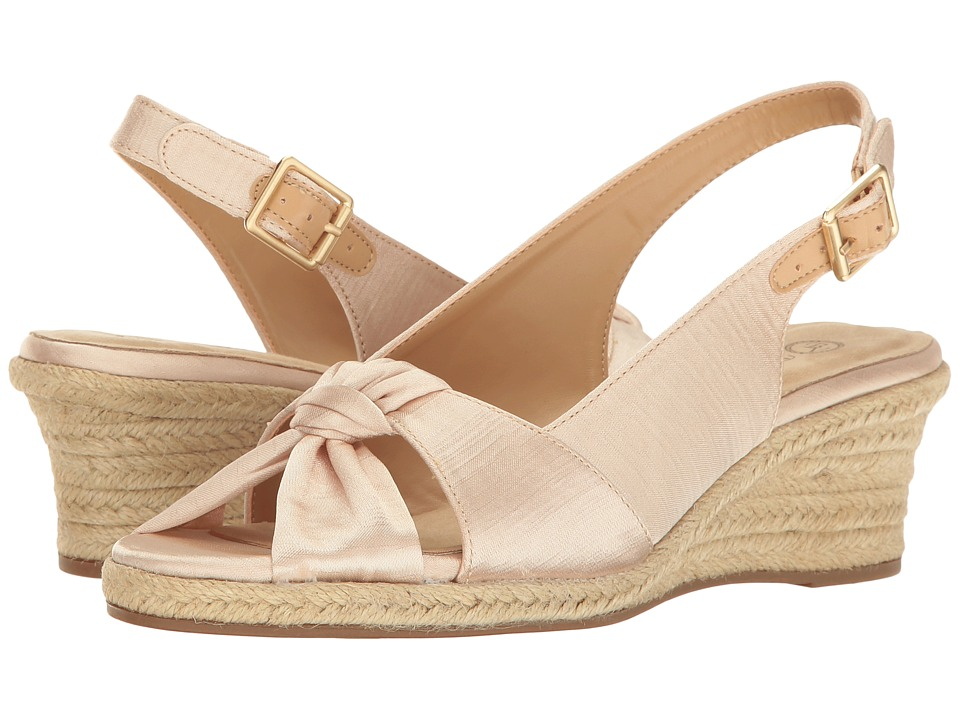 Bella-Vita Seraphina II (Natural Silk) Women's Shoes