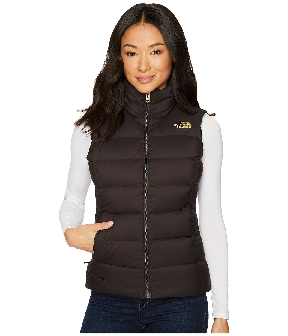 The North Face Nuptse Vest (TNF Black/TNF Black) Women