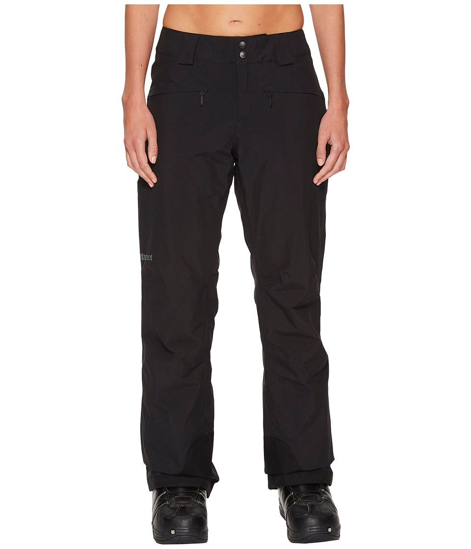 Marmot - Winsome Pants (Black) Womens Outerwear