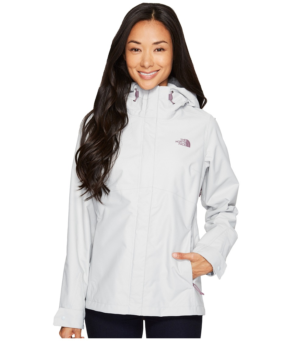 The North Face Berrien Jacket (High Rise Grey Denim) Women