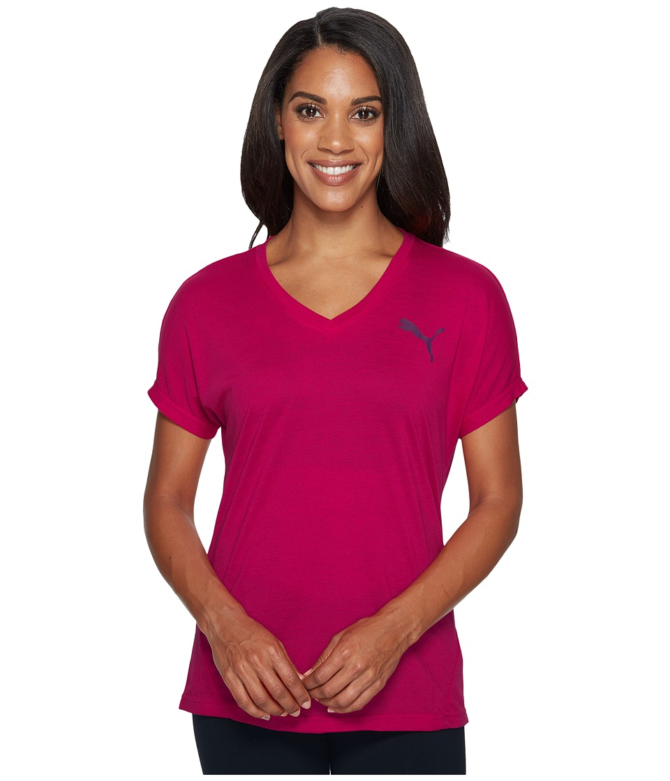 PUMA Elevated Sporty Tee (Love Potion) Women