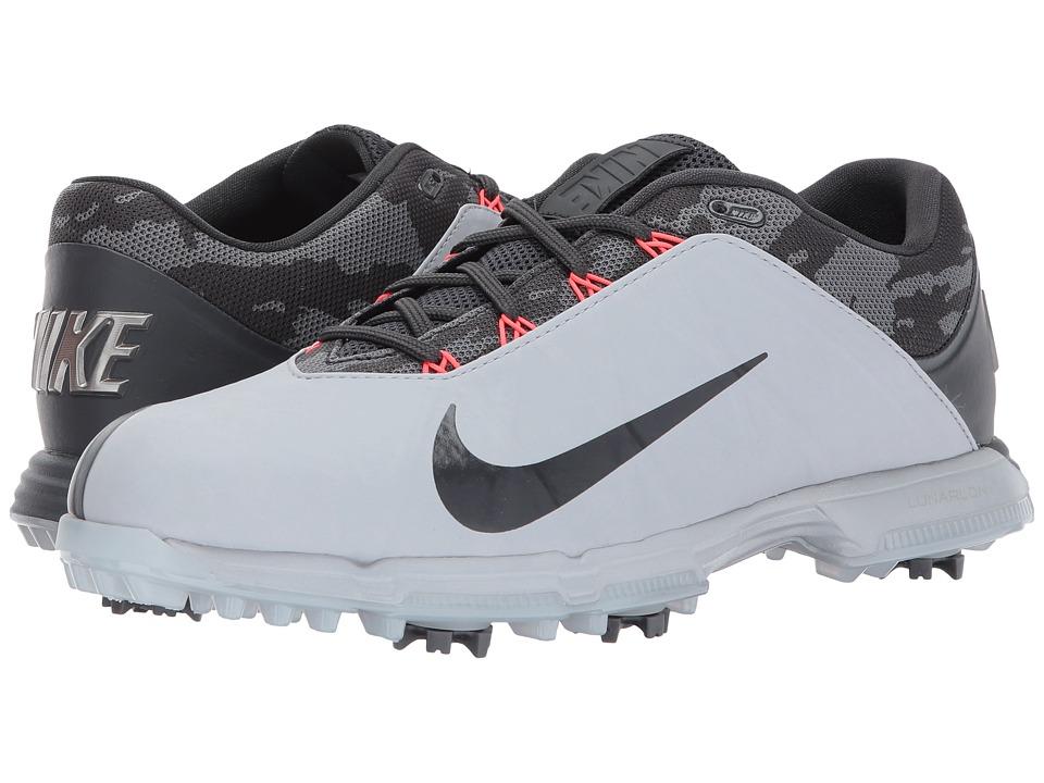 Nike Golf Nike Lunar Fire (Wolf Grey/Chrome/Black/Solar Red) Men