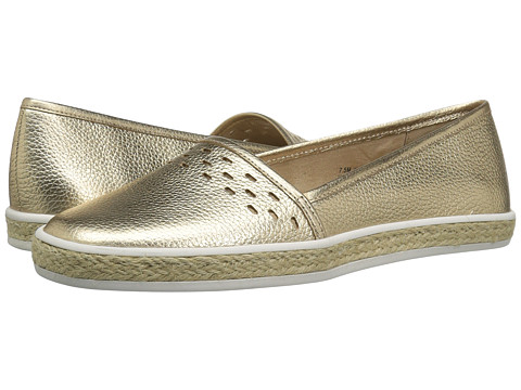 Aerosoles Fun Times - Soft Gold Leather
