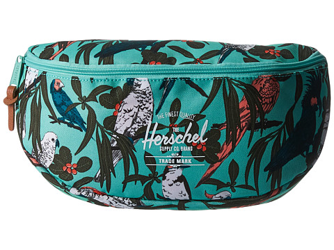 Herschel Supply Co. Sixteen - Lucite Green Parlour