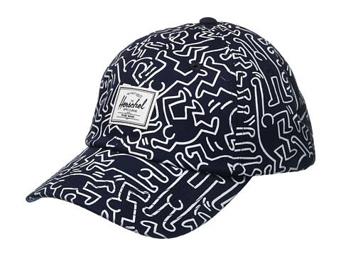 Herschel Supply Co. Sylas - Peacoat Keith Haring