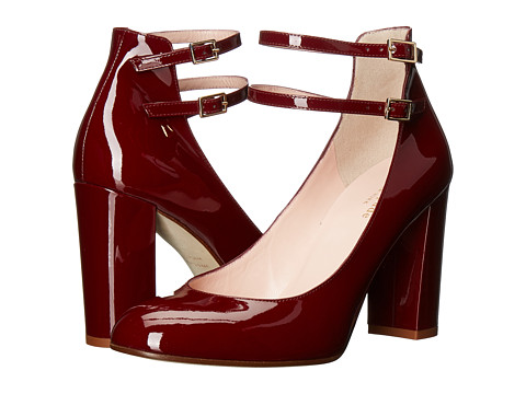 Kate Spade New York Baneera - Red Chestnut Patent