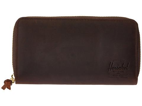 Herschel Supply Co. Thomas RFID - Nubuck Leather