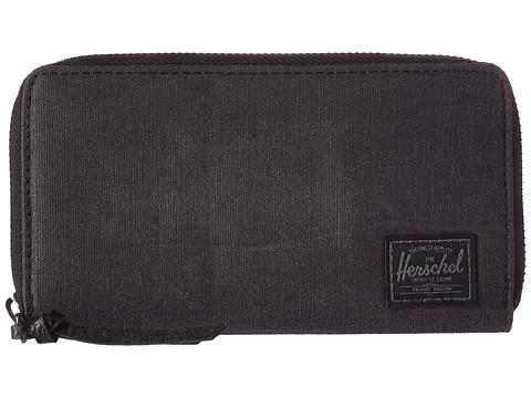 Herschel Supply Co. Thomas RFID - Black 1