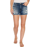Hudson - Soko High Rise Cut Off Shorts in Legit