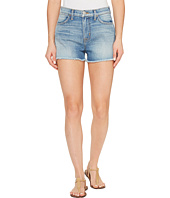 Hudson - Soko High-Rise Cut Off Five-Pocket Shorts in Endurance