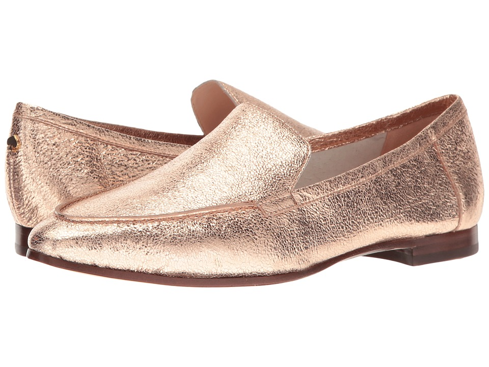 Kate Spade New York Carima (Rose Gold Crackle Metallic Nappa) Women