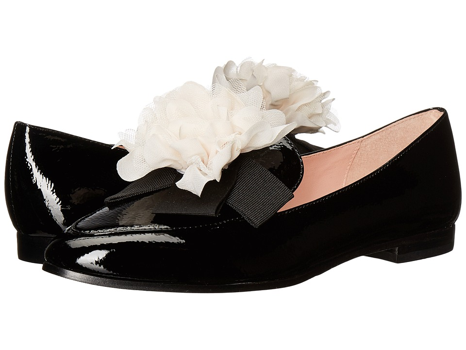 Kate Spade New York Cinda (Black Crinkle Patent) Women