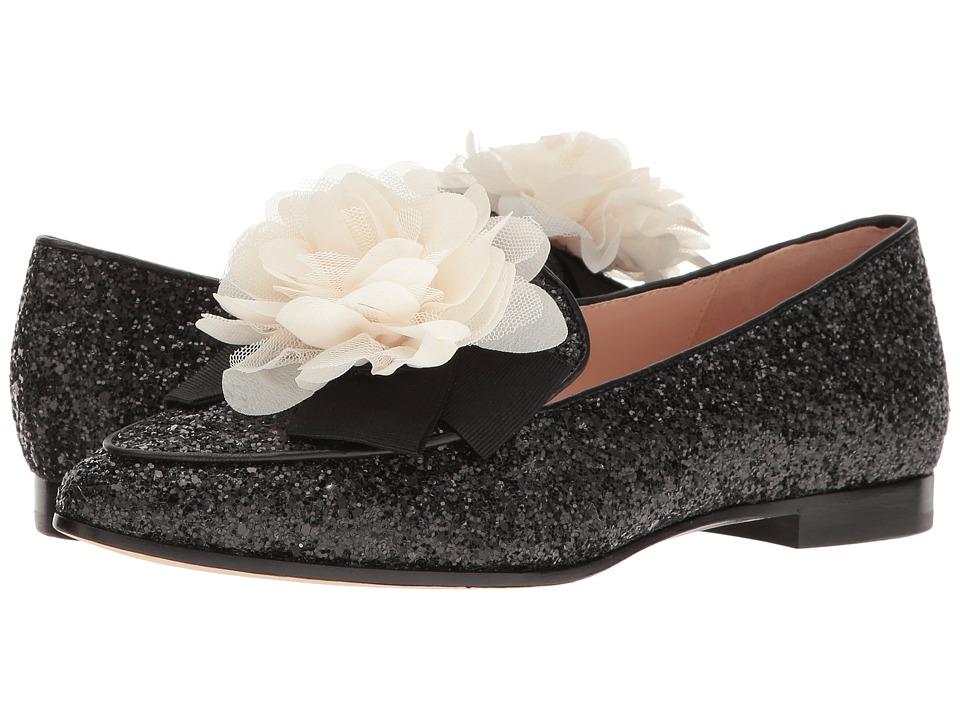 Kate Spade New York Cinda (Black Glitter) Women