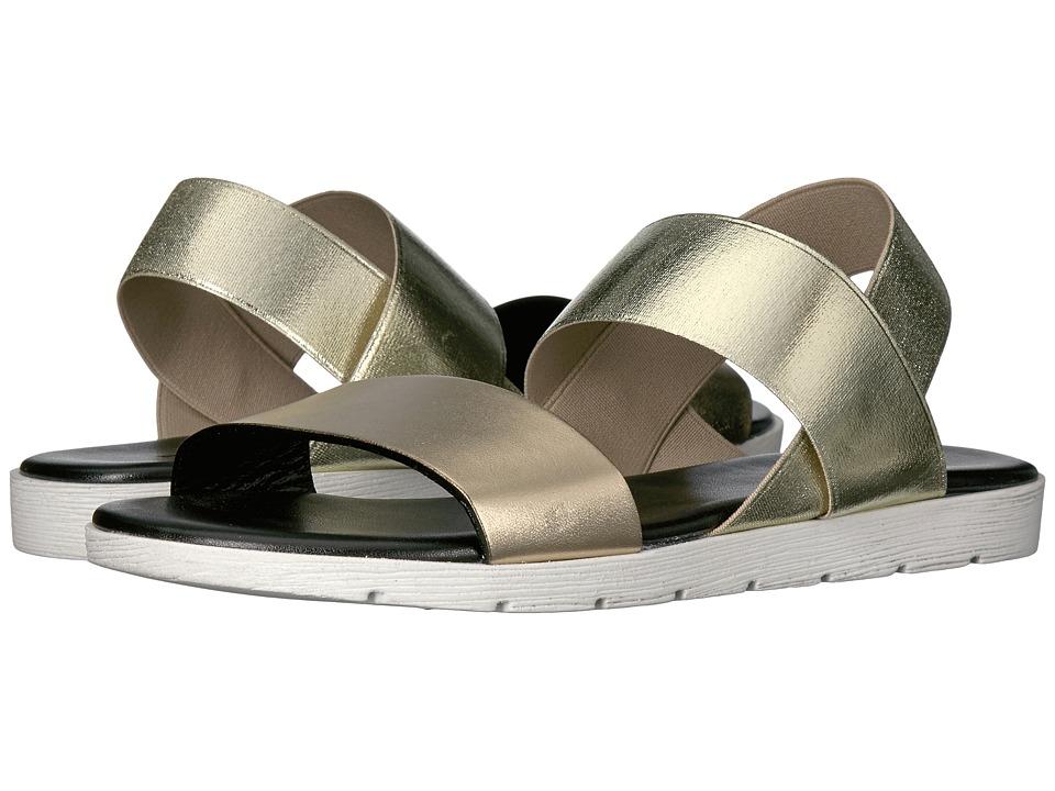 Furla Magia Sandals T.10 (Bronzo Vitello Metal) Women