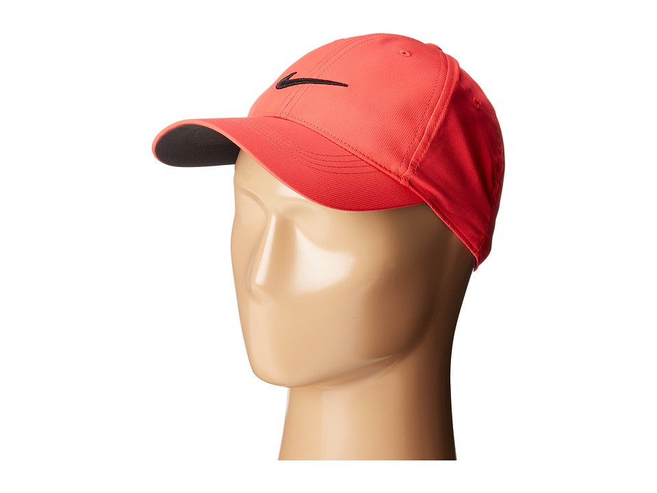 Nike Golf - Legacy91 Tech Cap (Siren Red/White) Caps