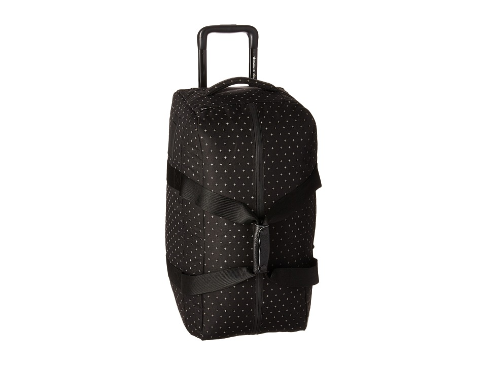 Herschel Supply Co. Wheelie Outfitter (Update) (Black Gridlock) Luggage