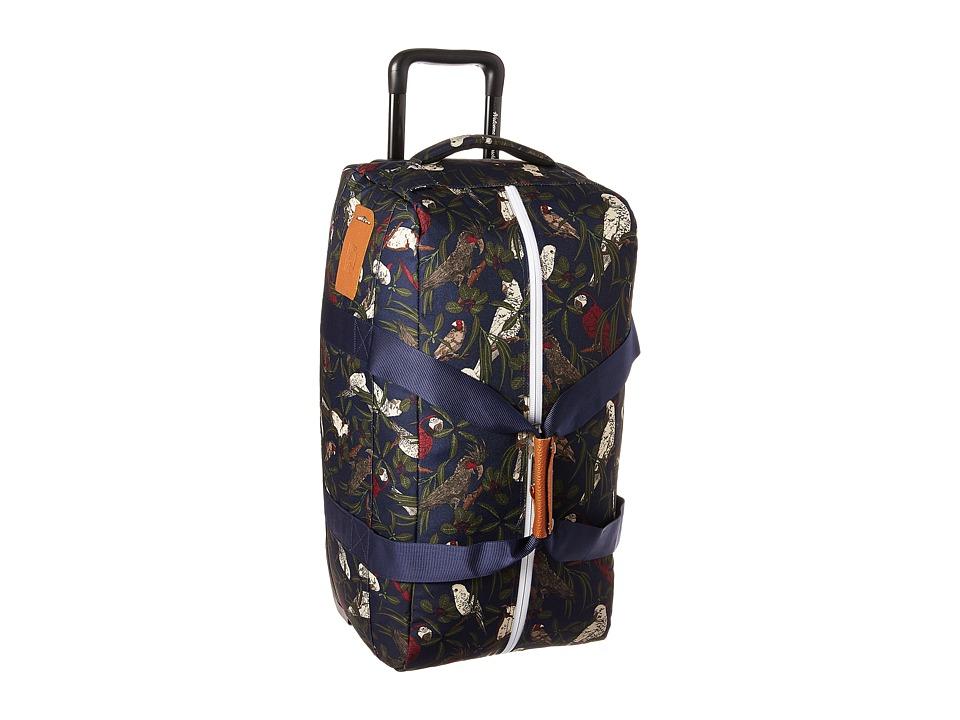 Herschel Supply Co. Wheelie Outfitter (Update) (Peacoat Parlour) Luggage