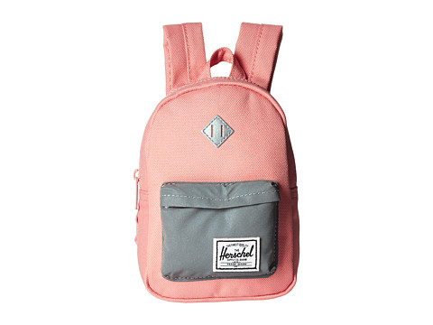 Herschel Supply Co. Heritage Mini - Strawberry Ice/Reflective Rubber