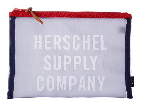 Herschel Supply Co. Network L - Navy/Red
