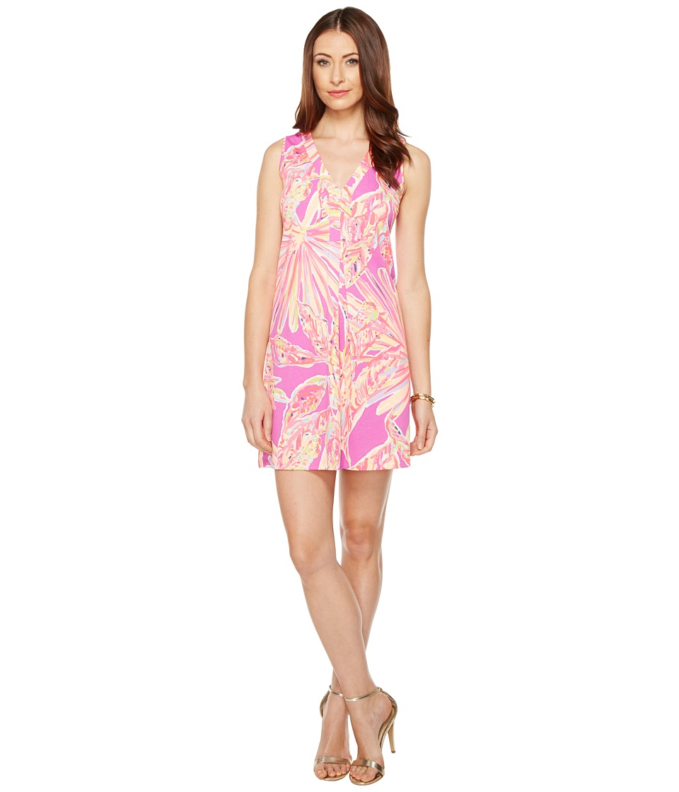 Lilly Pulitzer Amina Dress (Amethyst Sunseekers Reduced) Women