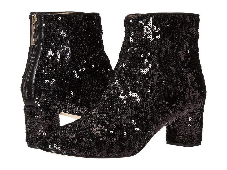 Kate Spade New York Tal (Black Messy Sequins) Women