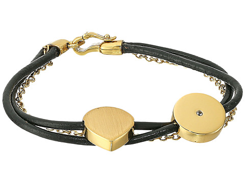 Elizabeth and James Mitchell Bracelet - Yellow Gold