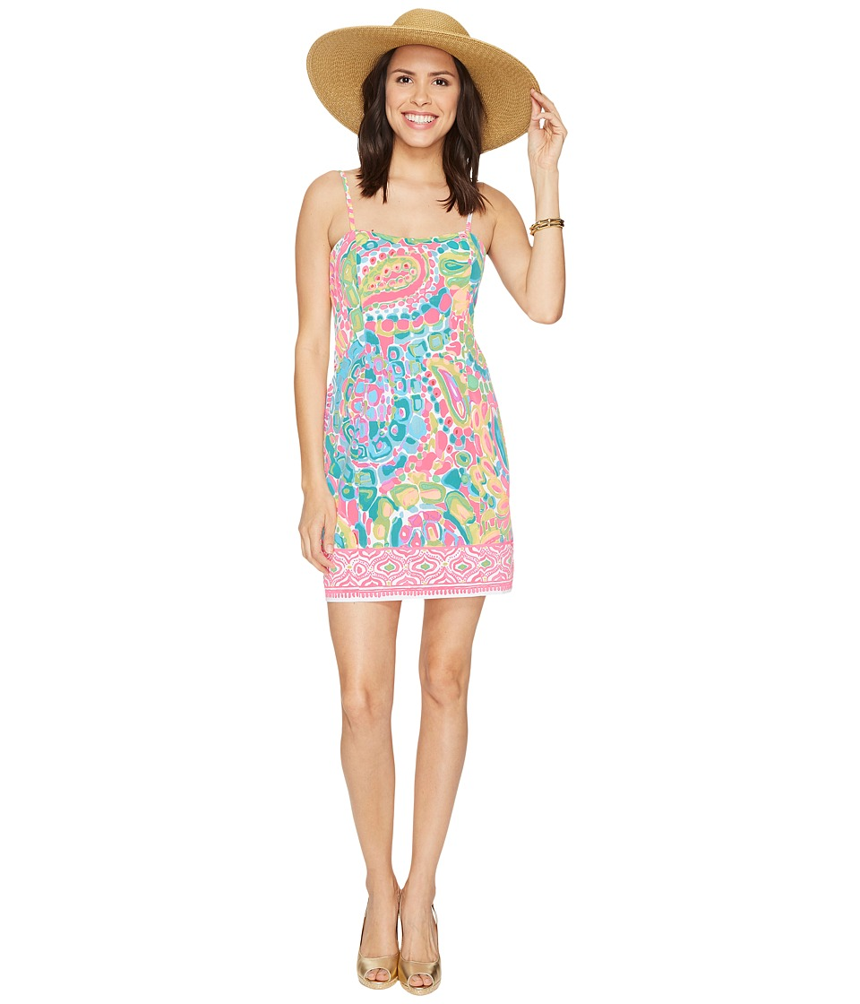 Lilly Pulitzer Shelli Dress (Multi Come Out of Your Shell...