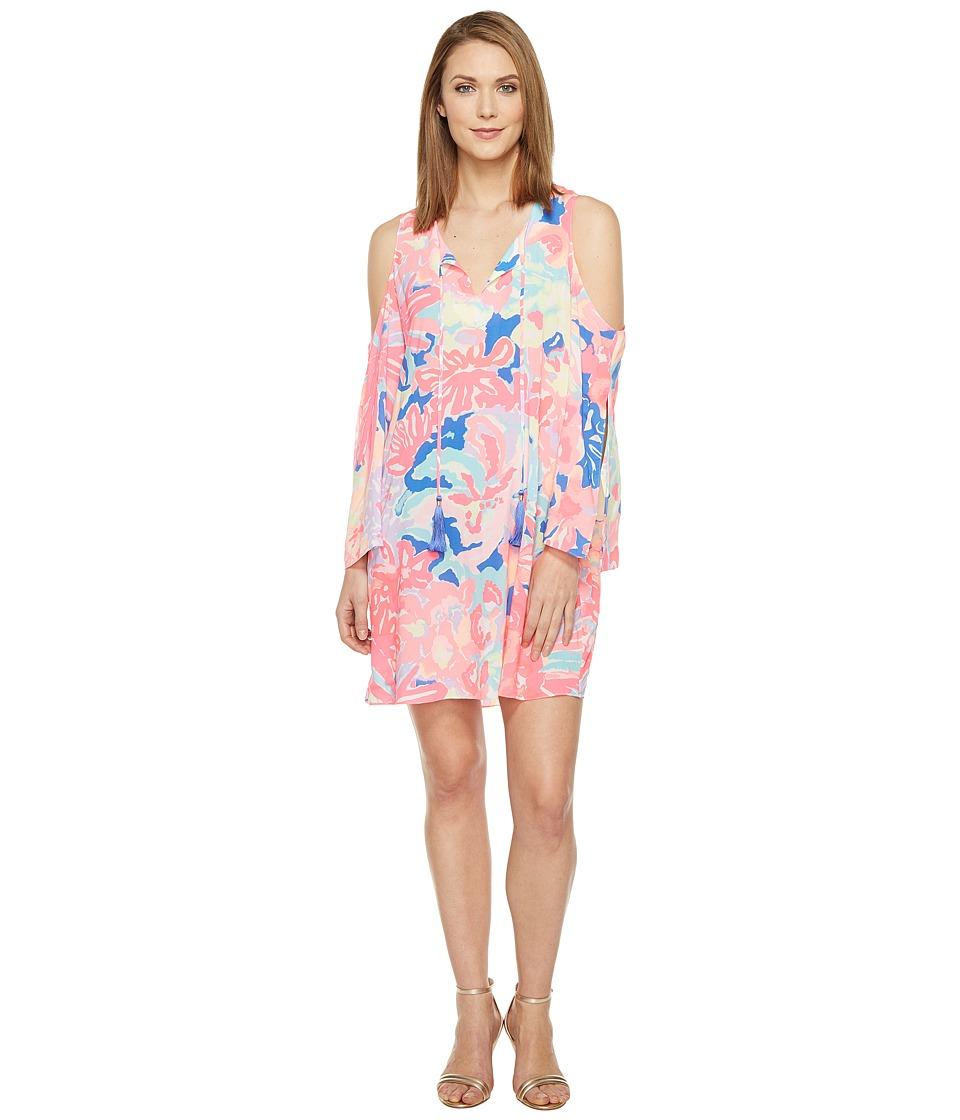 Lilly Pulitzer Benicia Tunic Dress (Multi Playa Hermosa) ...
