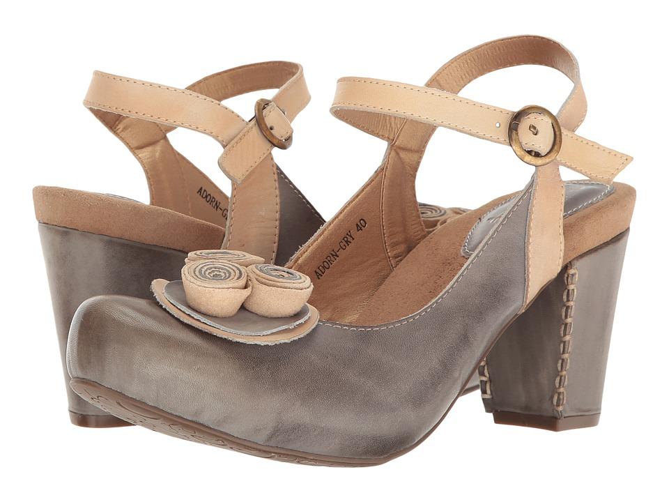 Spring Step Adorn (Grey) Women