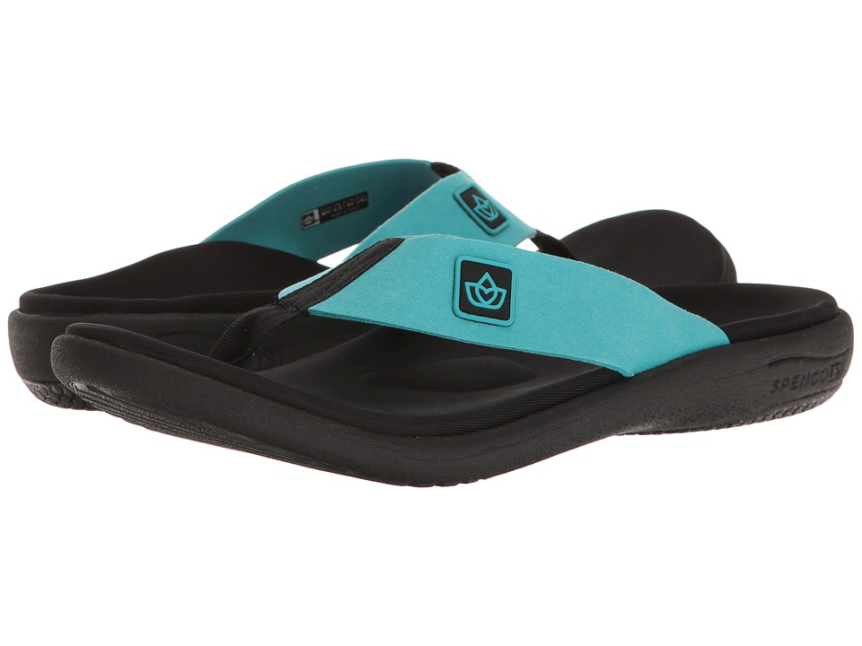 Spenco Pure Sandal (Blue Bird) Women