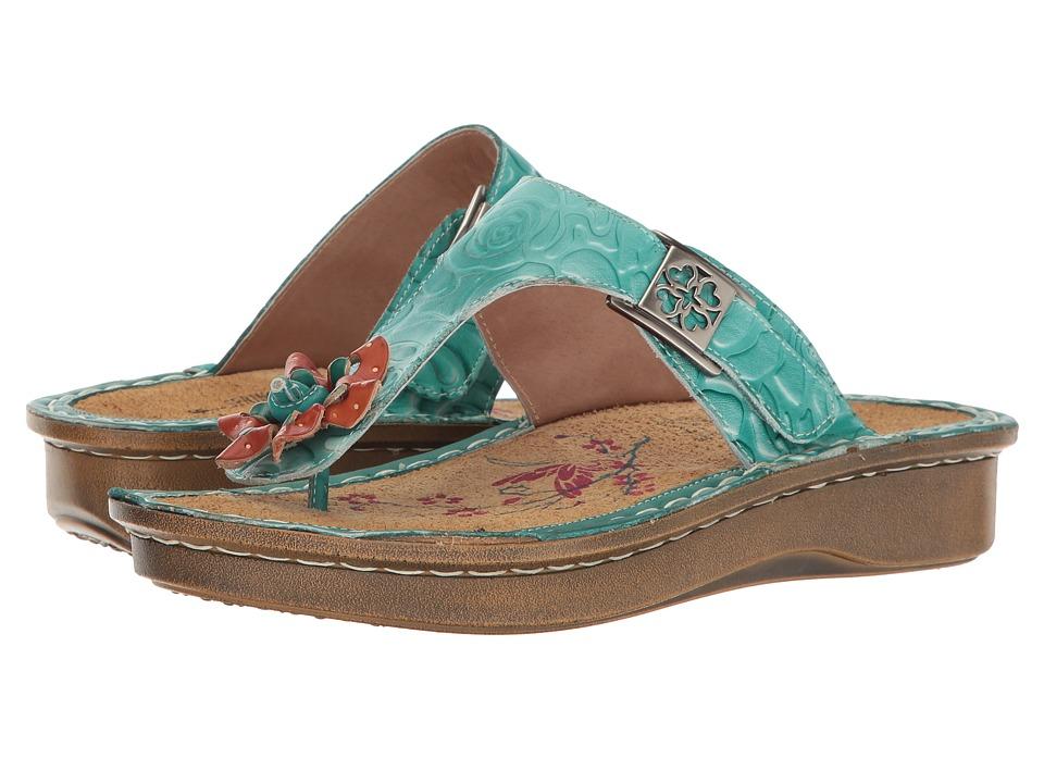 Spring Step Aldora (Turquoise) Women