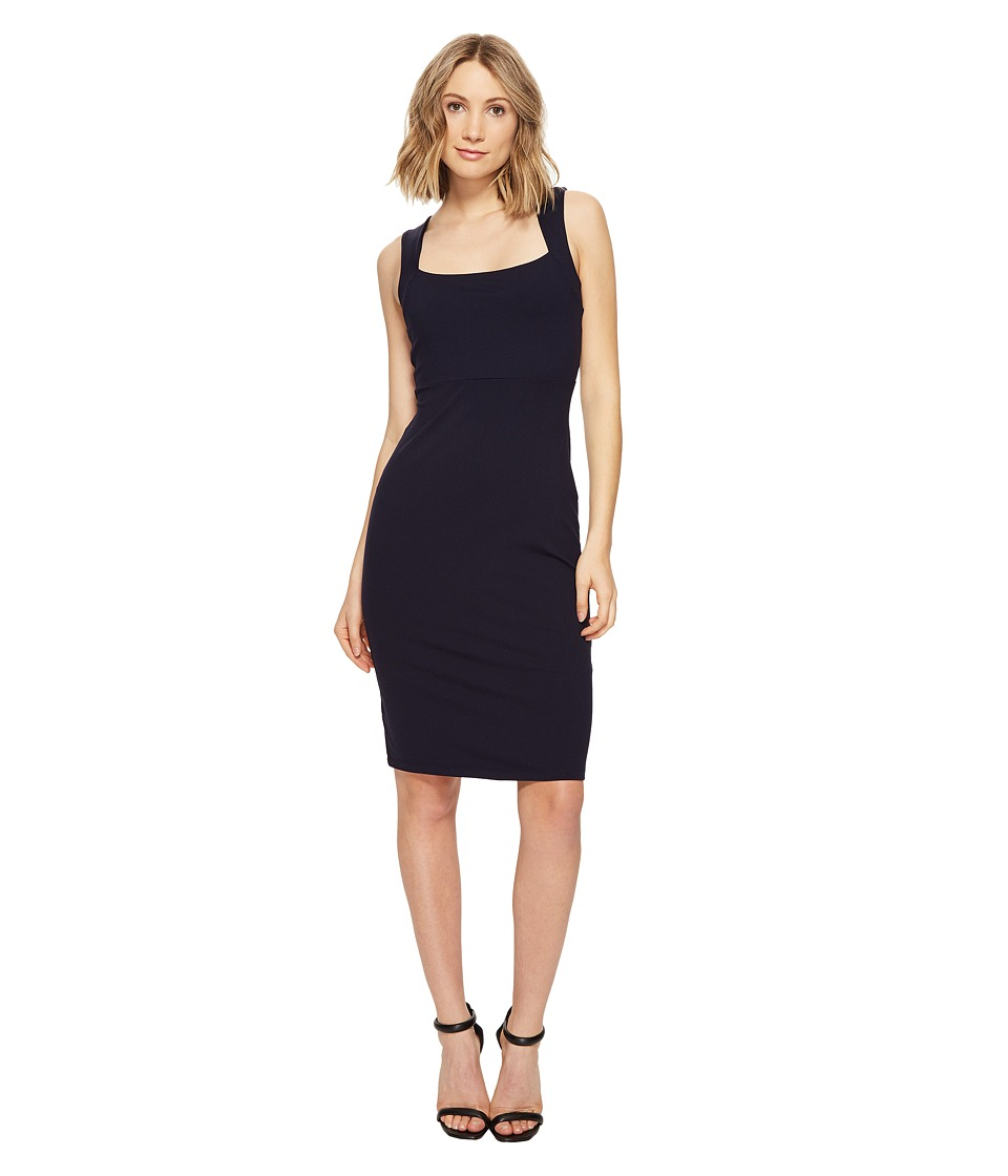 Susana Monaco Darcy Dress (Midnight) Women