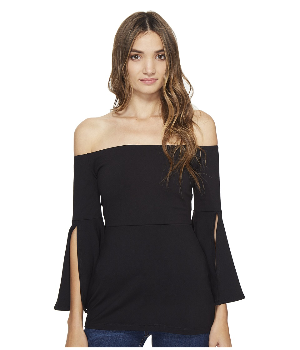 Susana Monaco Sidney Top (Black) Women