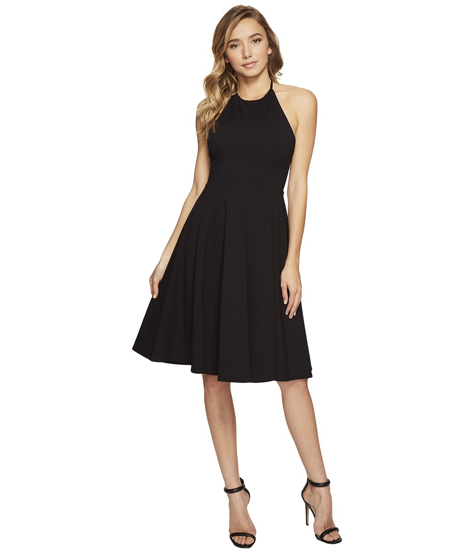 Susana Monaco Scout Dress (Black) Women's Dress