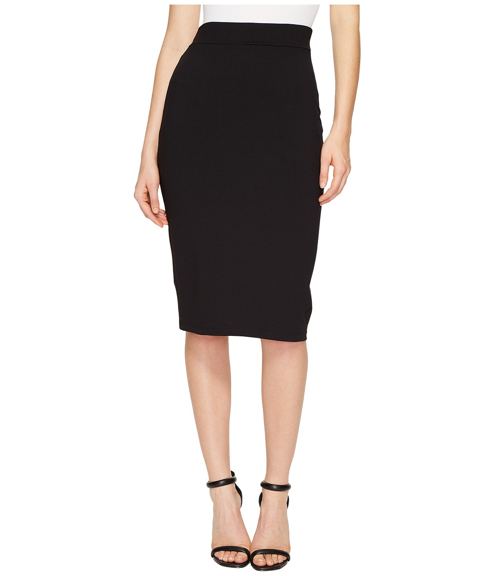 Susana Monaco - Perfect Skirt (Black) Womens Skirt