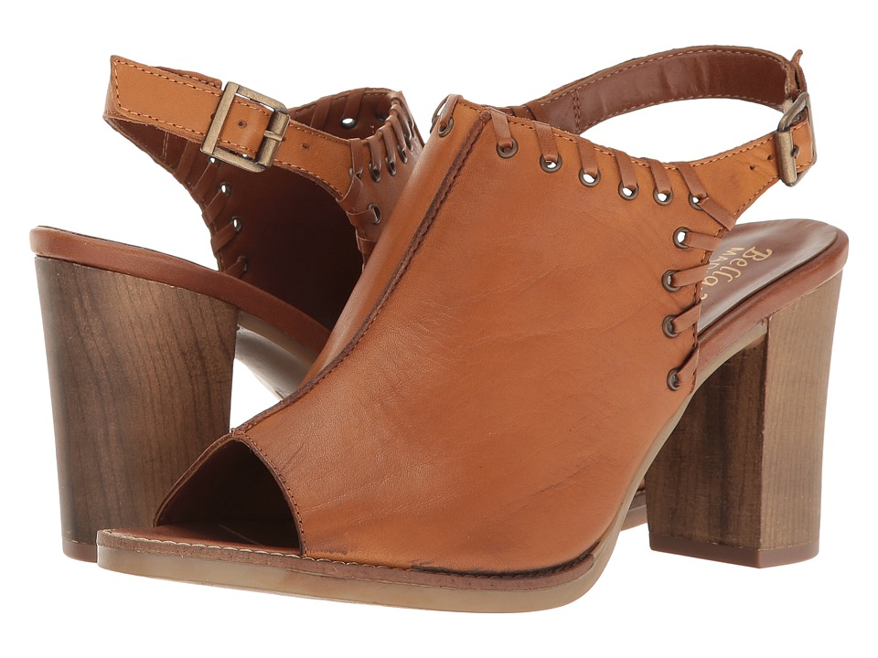 Bella-Vita Ora-Italy (Whiskey Leather) High Heels