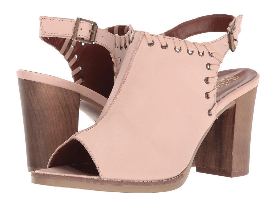 Bella-Vita Ora-Italy (Nude Leather) High Heels