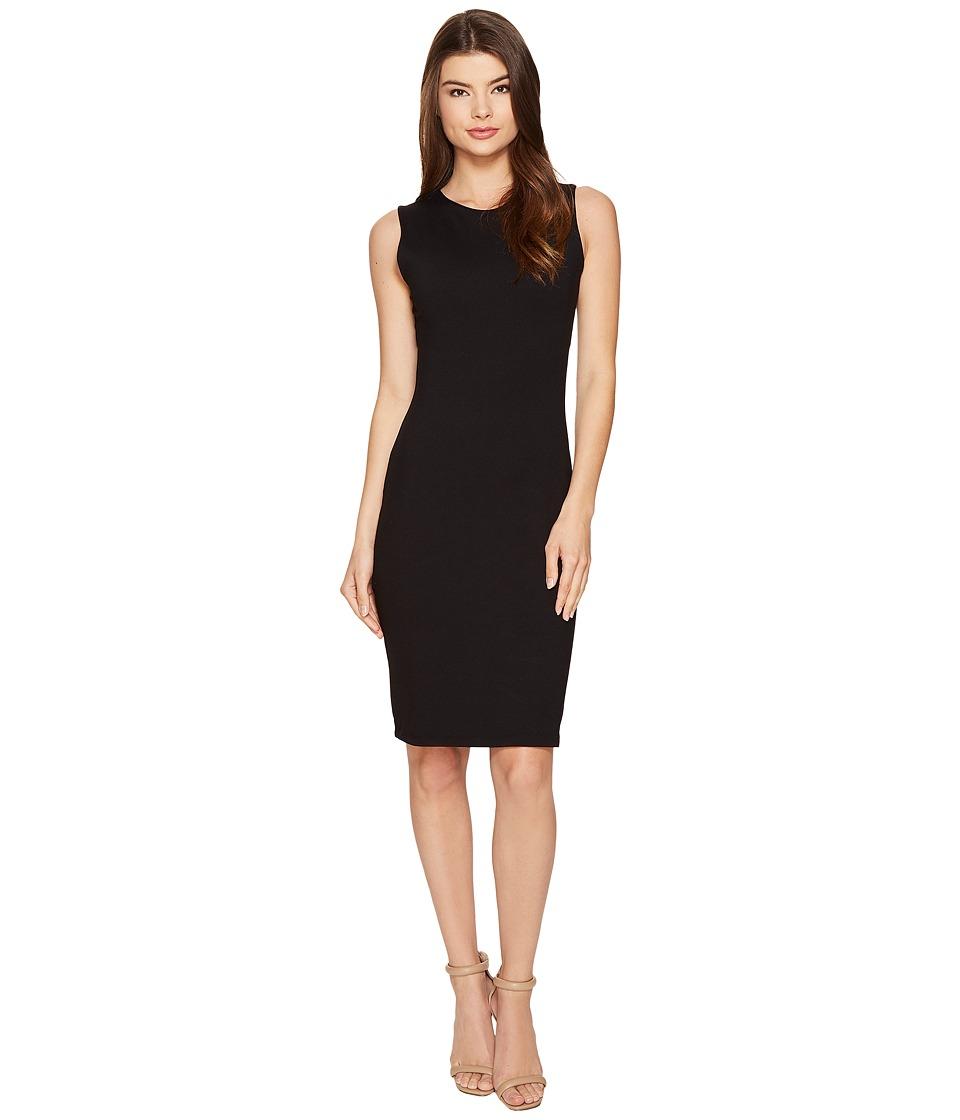 Susana Monaco Scarlett Dress (Black) Women
