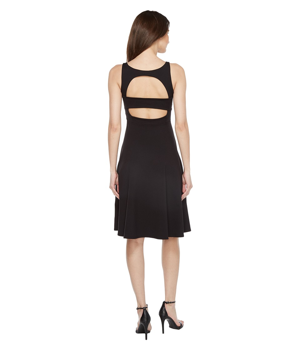 Susana Monaco Paige Dress (Black) Women