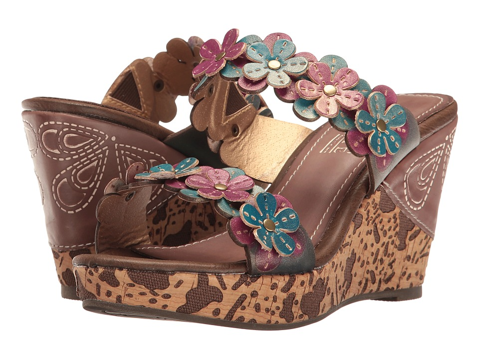 L'Artiste by Spring Step - Aura (Purple Multi) Women's Shoes
