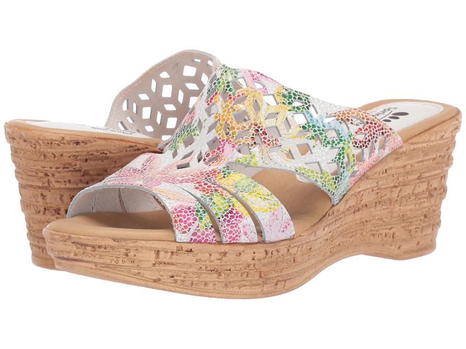 Spring Step Viniko (White) Women's Shoes
