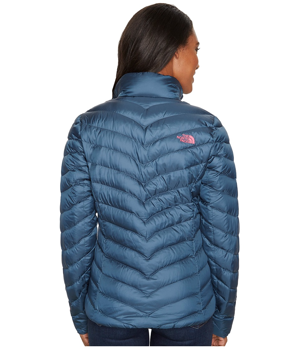 f8fdb839b59 The North Face - Trevail Jacket (Ink Blue) Women's Coat