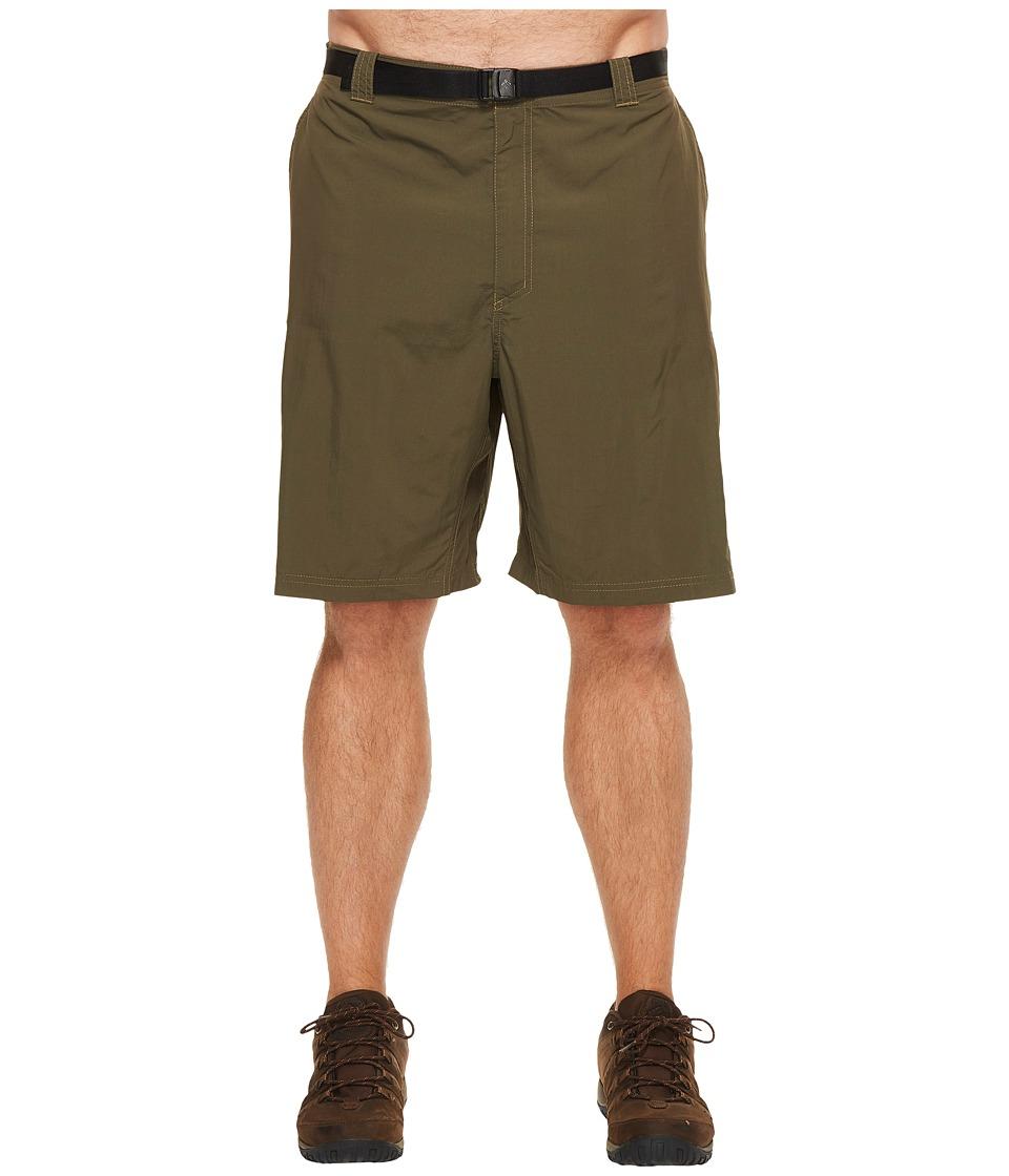 Columbia Big Tall Silver Ridge Cargo Short (42-54) (Peatmoss) Men