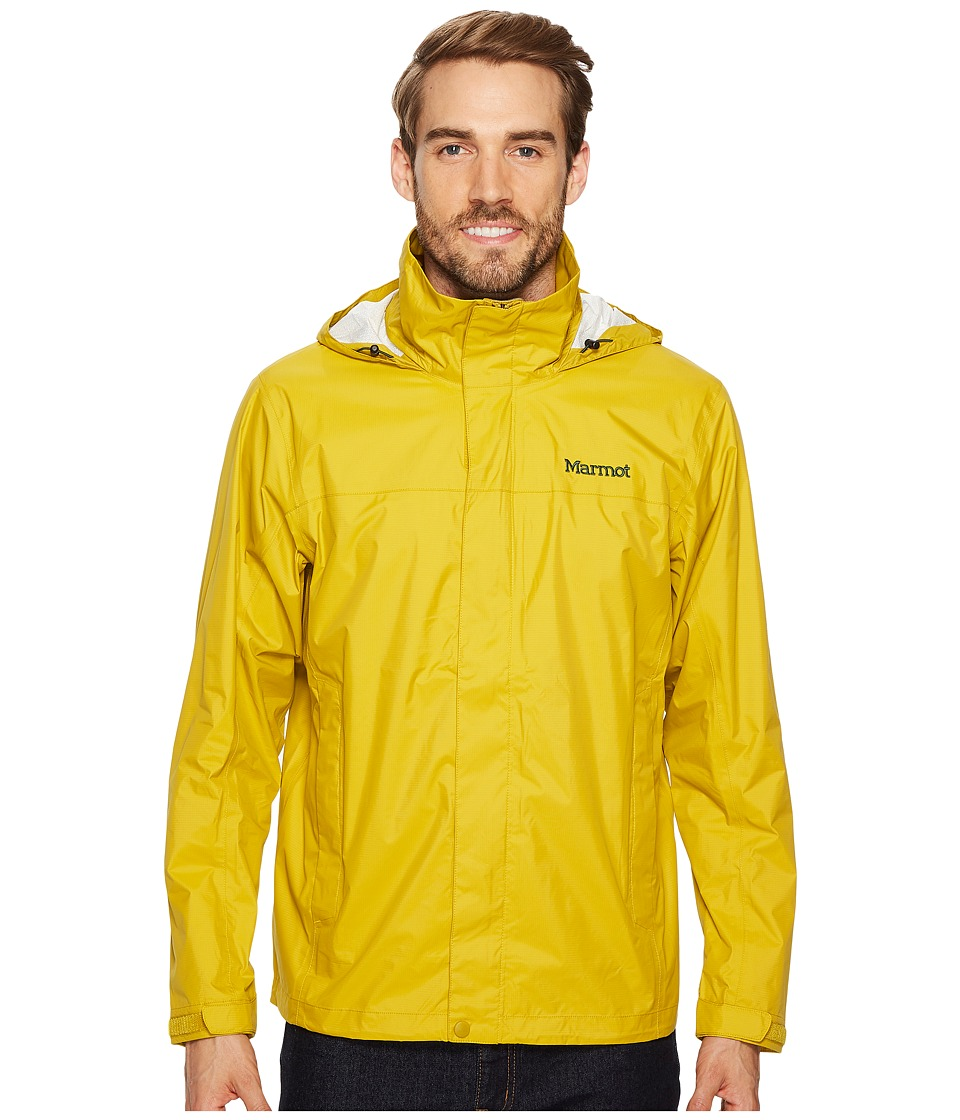 Marmot PreCip(r) Jacket (Golden Palm) Men