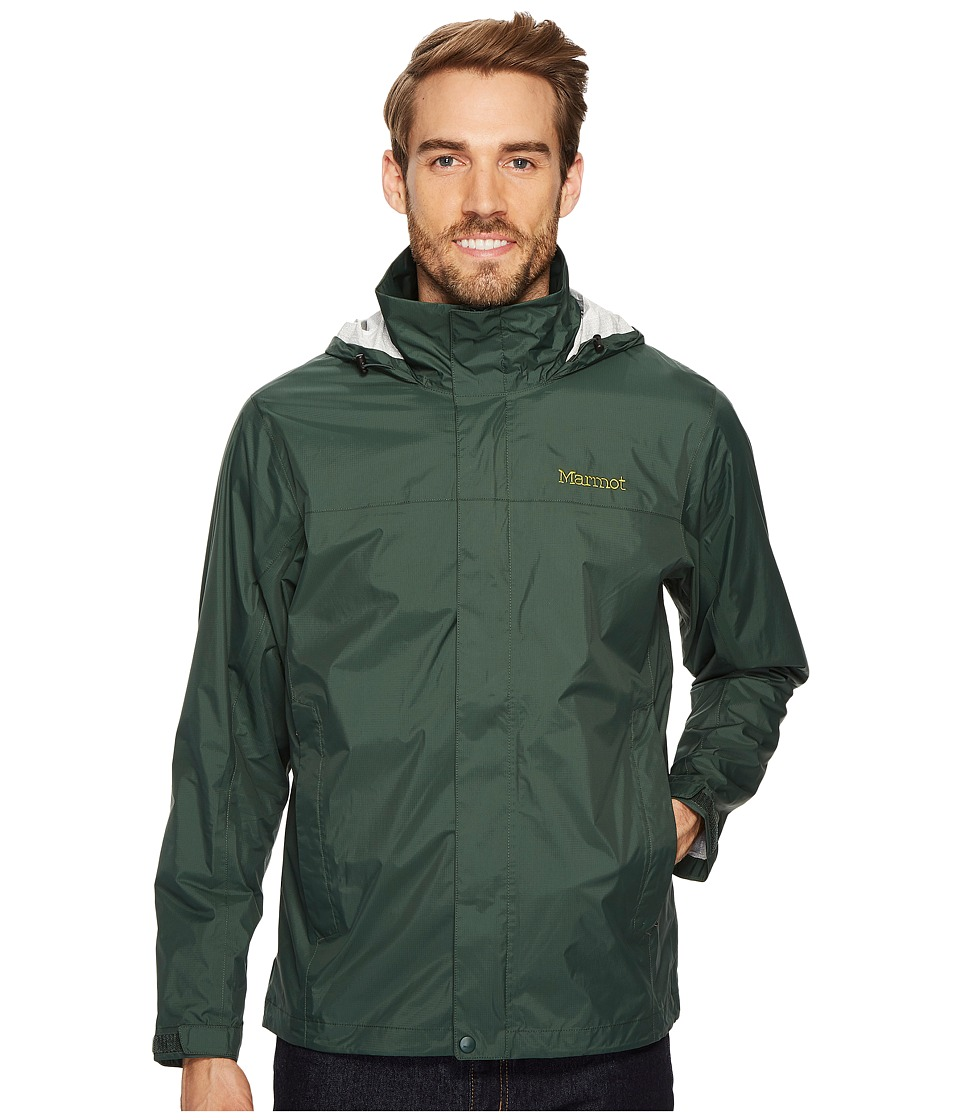 Marmot PreCip(r) Jacket (Dark Spruce) Men