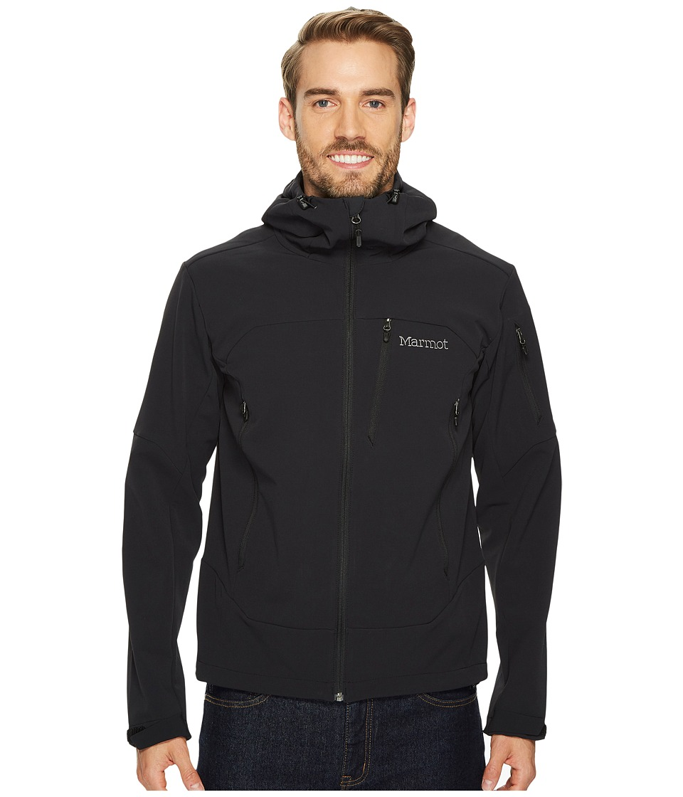 Marmot - Moblis Jacket (Black) Mens Coat